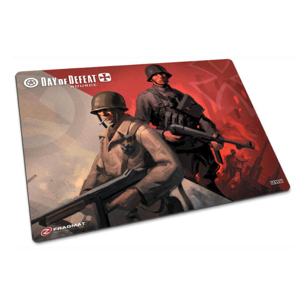 Ideazon FragMat Gaming Mousepad Day of Defeat: Source