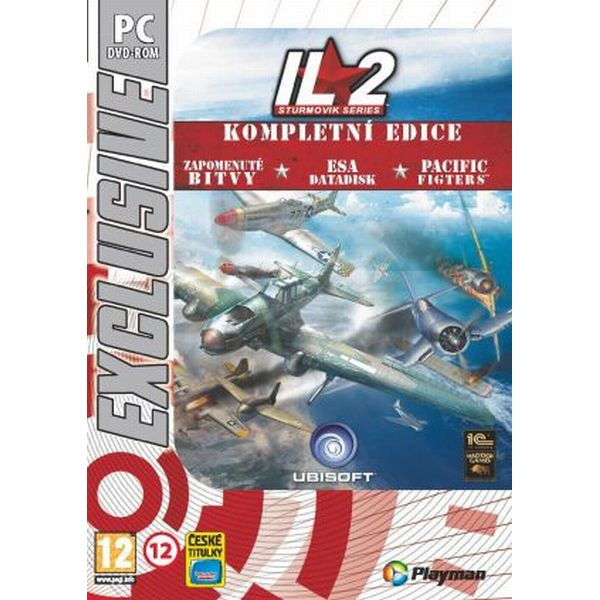 IL-2 Sturmovik: Kompletná edícia CZ