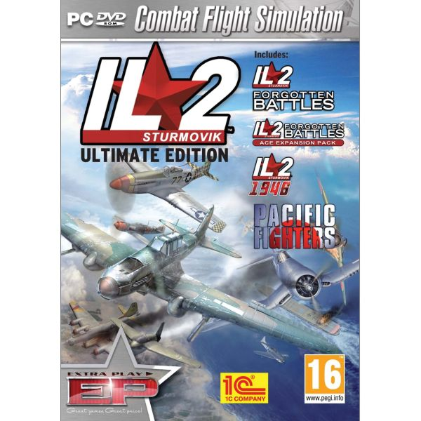 IL-2 Sturmovik (Ultimate Edition)