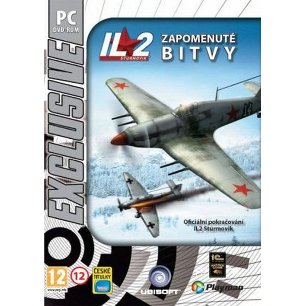 IL-2 Sturmovik: Zabudnuté bitky CZ