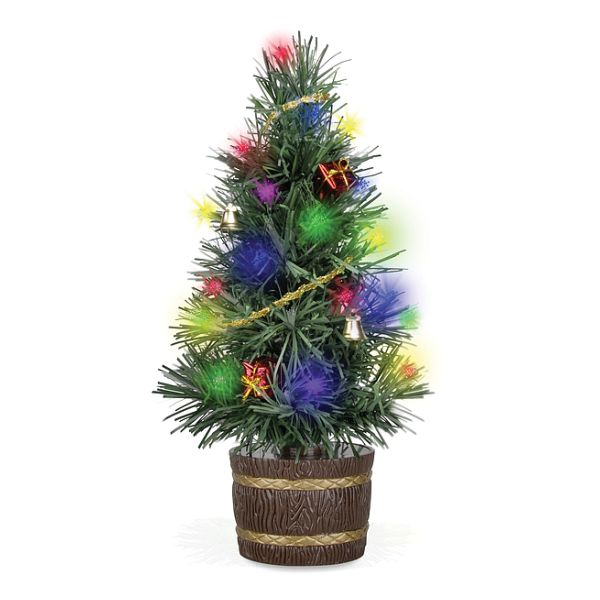 Illuminated USB-Christmas-Tree, multicolor