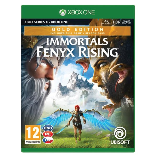Immortals: Fenyx Rising CZ (Gold Edition)