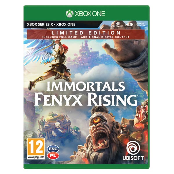 Immortals: Fenyx Rising CZ (Limited Edition)