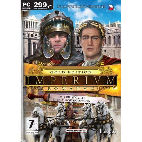 Imperium Romanum Gold Edition CZ