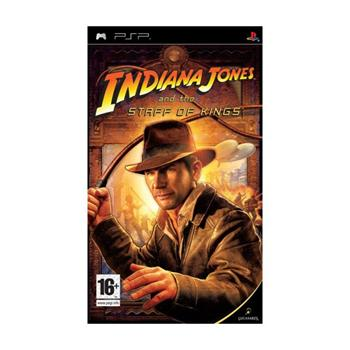 Indiana Jones and the Staff of Kings [PSP] - BAZÁR (použitý tovar)