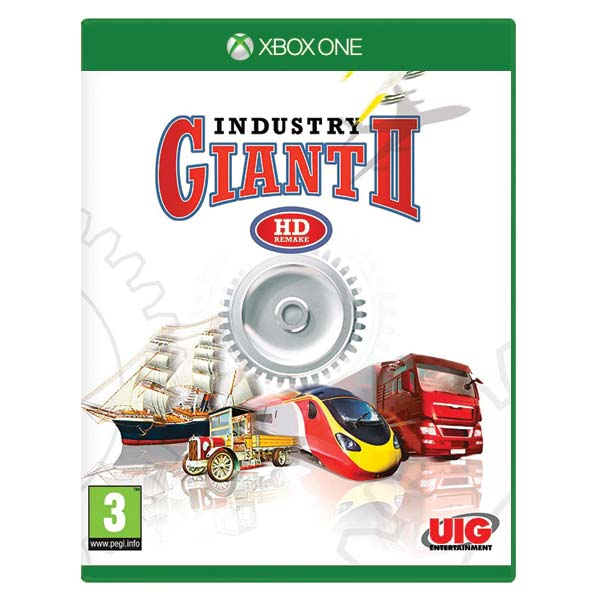 Industry Giant 2 (HD Remake) XBOX ONE