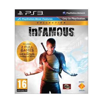 inFamous Collection [PS3] - BAZÁR (použitý tovar)