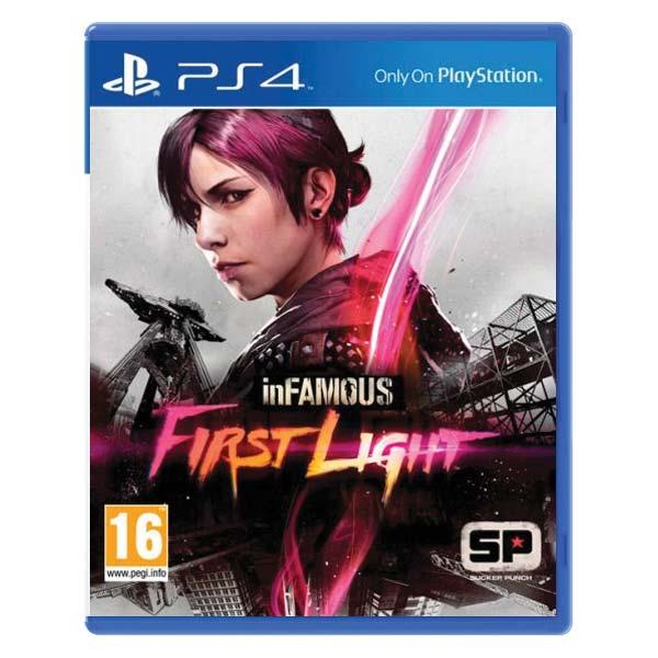 inFamous: First Light [PS4] - BAZÁR (použitý tovar)