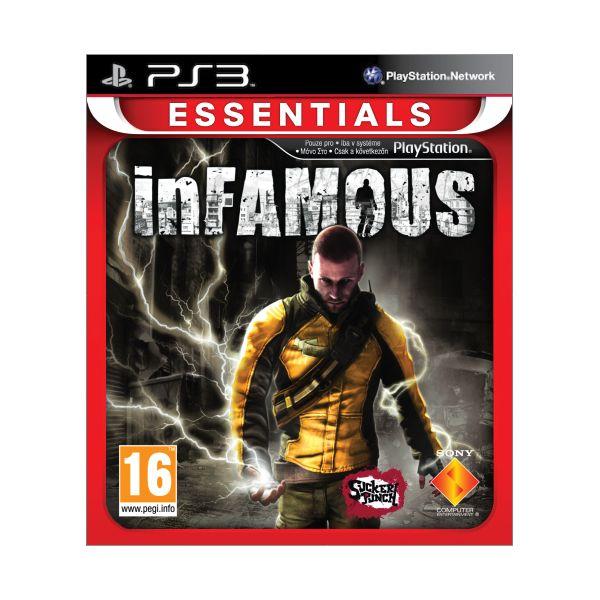 inFamous [PS3] - BAZÁR (použitý tovar)