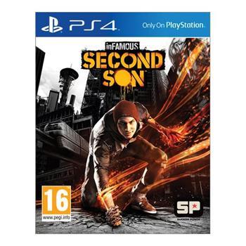 inFamous: Second Son [PS4] - BAZÁR (použitý tovar)