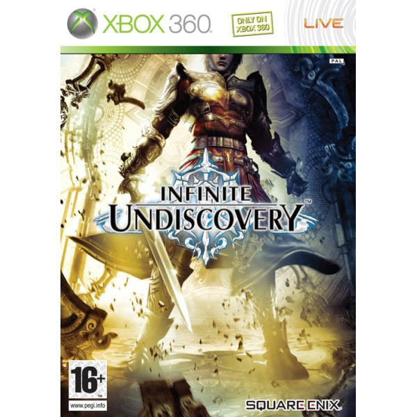 Infinite Undiscovery XBOX 360