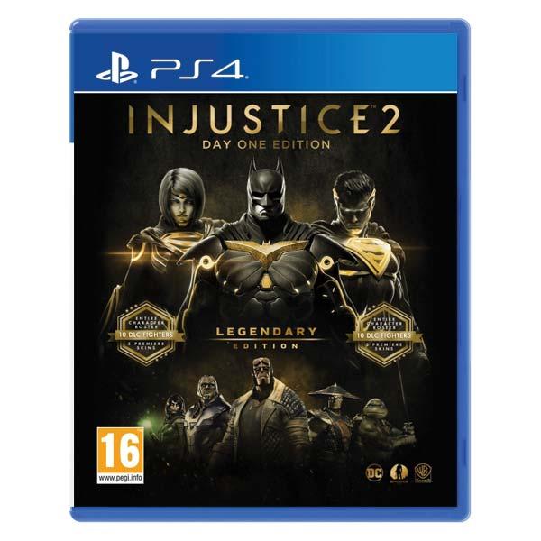 Injustice 2 (Legendary Edition) [PS4] - BAZÁR (použitý tovar)