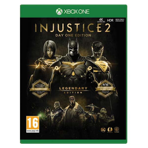 Injustice 2 (Legendary Edition) XBOX ONE