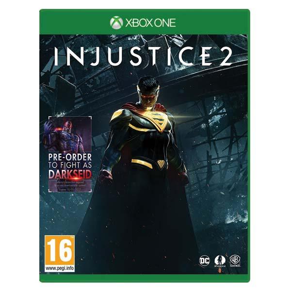 Injustice 2 [XBOX ONE] - BAZÁR (použitý tovar)