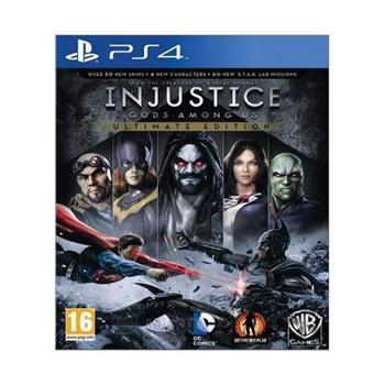 Injustice: Gods Among Us (Ultimate Edition) [PS4] - BAZÁR (použitý tovar)