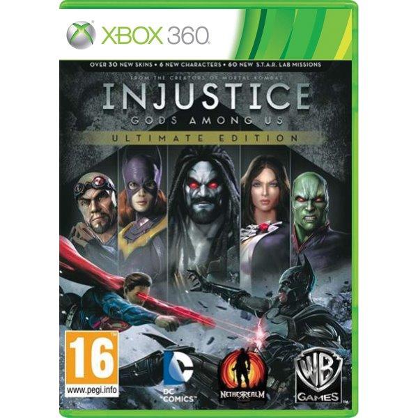Injustice: Gods Among Us (Ultimate Edition) XBOX 360
