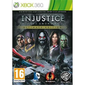 Injustice: Gods Among Us (Ultimate Edition) [XBOX 360] - BAZÁR (použitý tovar)
