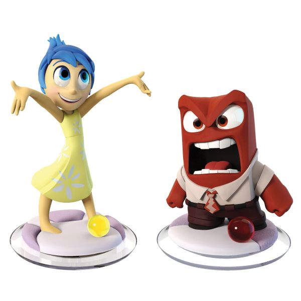 Inside Out Play Set Pack (Disney Infinity 3.0: Play Without Limits)