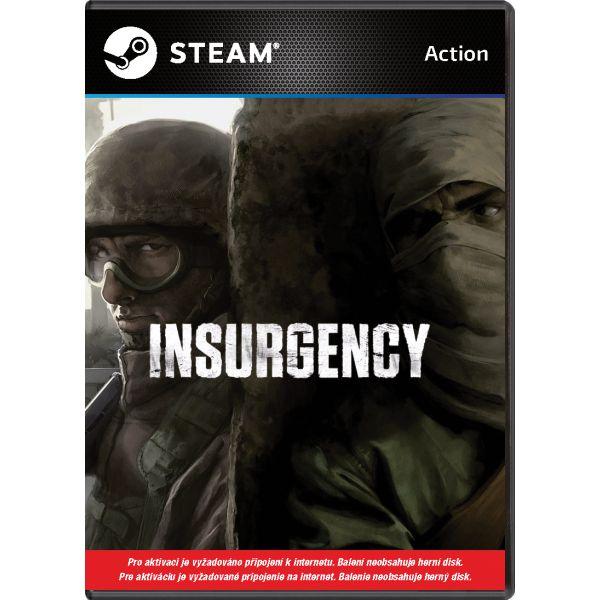 Insurgency PC Code-in-a-Box CD-key