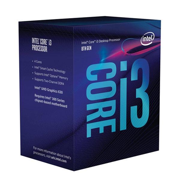 INTEL Core i3-8300, LGA 1151 BX80684I38300