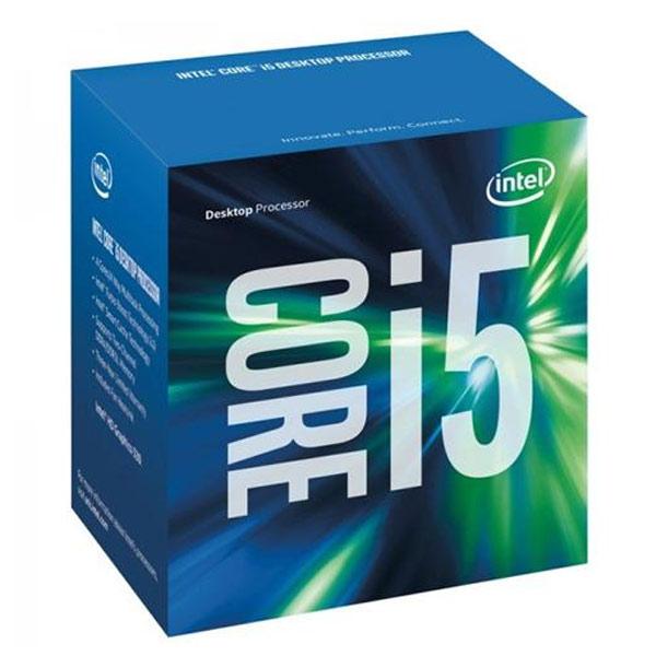 INTEL Core i5-7400 (3,0Ghz / 6MB / Soc1151 / VGA) Box BX80677I57400