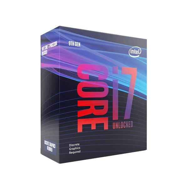 INTEL Core i7-9700KF (3,6Ghz / 12MB / Soc1151 / VGA) Box