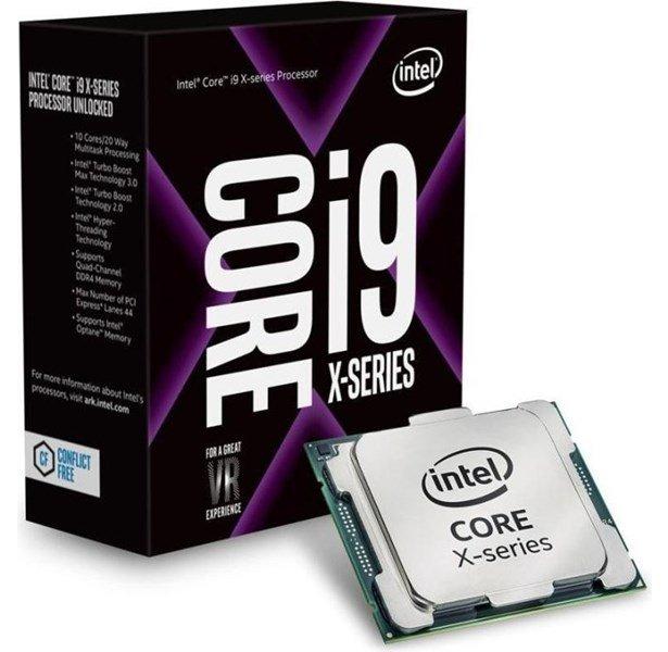 INTEL Core i9-9900X (3,5Ghz / 19,25MB / Soc2066) Box / bez chladica BX80673I99900X