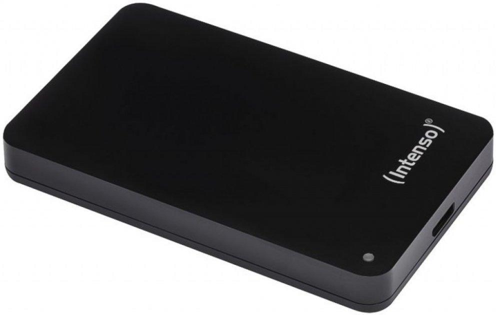 "Intenso 2TB MemoryCase 2,5"", USB 3.0, External black 6021580"