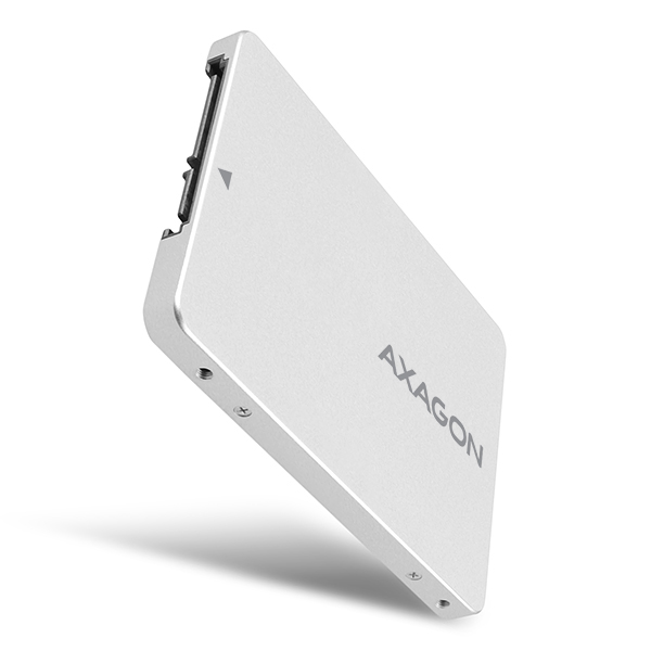 """Interný box Axagon RSS-M2SD 2.5"""" SATA M.2 Box"""