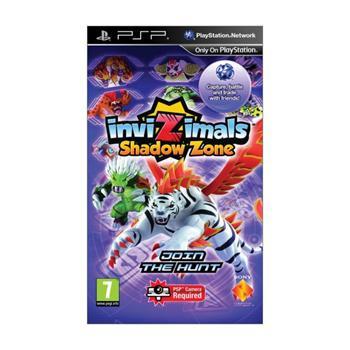 InviZimals: Shadow Zone [PSP] - BAZÁR (použitý tovar)