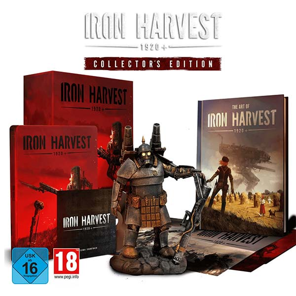 Iron Harvest 1920+ (Collector' Edition) CZ