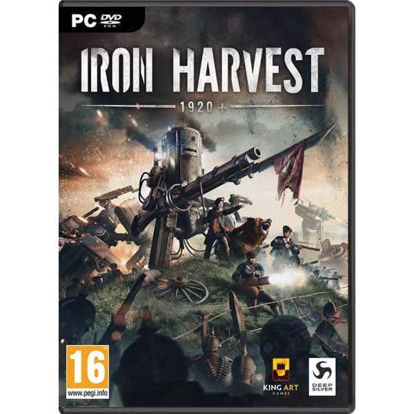 Iron Harvest 1920+ CZ
