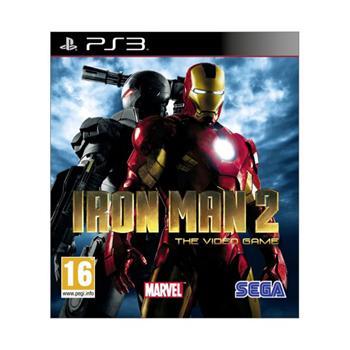 Iron Man 2: The Video Game [PS3] - BAZÁR (použitý tovar)