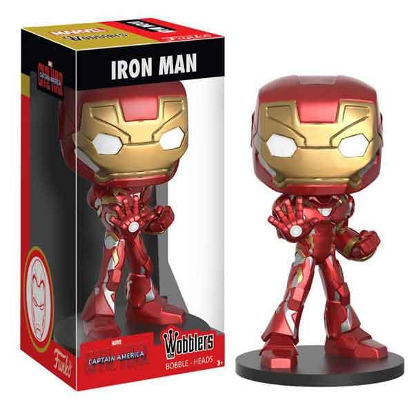 Iron Man (Captain America Civil War) Wacky Wobbler
