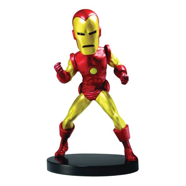Iron Man Extreme Head Knocker