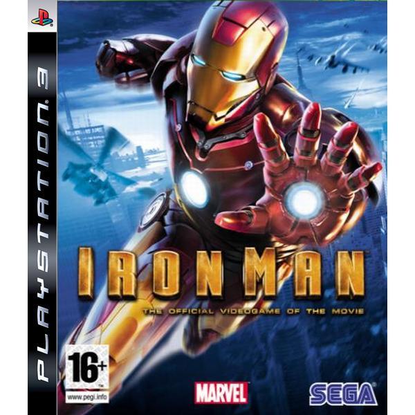 Iron Man [PS3] - BAZÁR (použitý tovar)