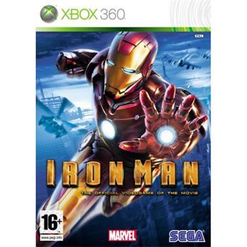 Iron Man [XBOX 360] - BAZÁR (použitý tovar)