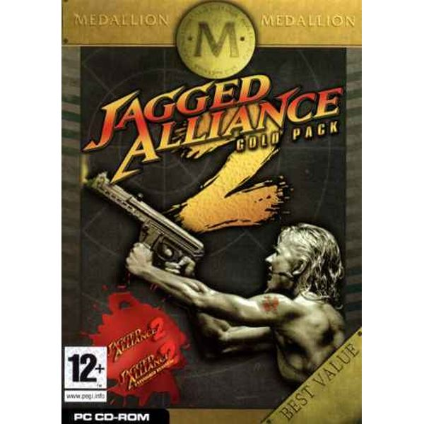 Jagged Alliance 2 (Gold Pack)