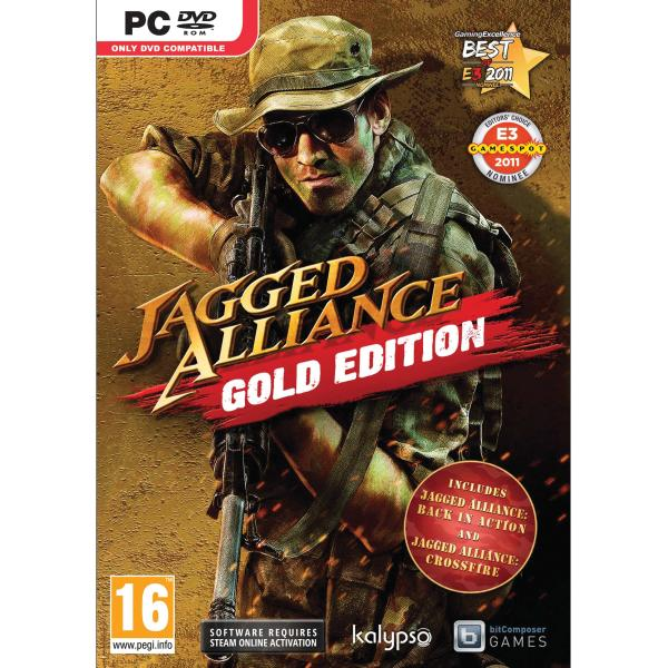 Jagged Alliance (Gold Edition)