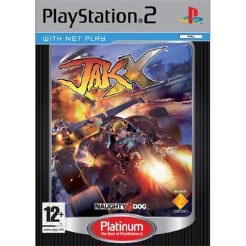 Jak X: Combat Racing [PS2] - BAZÁR (použitý tovar)