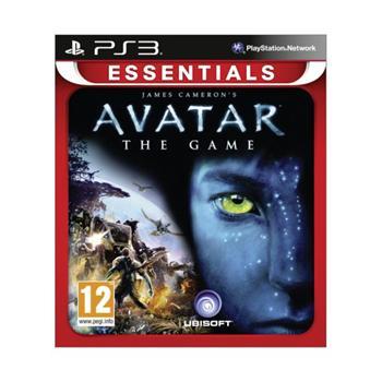 James Cameron's Avatar: The Game [PS3] - BAZÁR (použitý tovar)