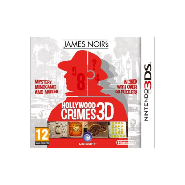 James Noir�s: Hollywood Crimes 3D