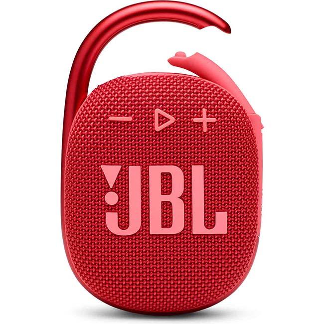 JBL Clip 4, Red JBLCLIP4RED