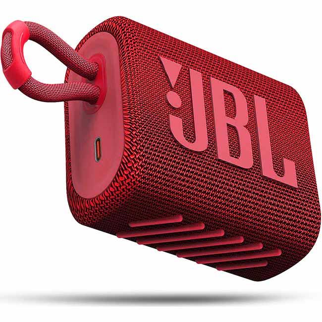 JBL GO 3, Red