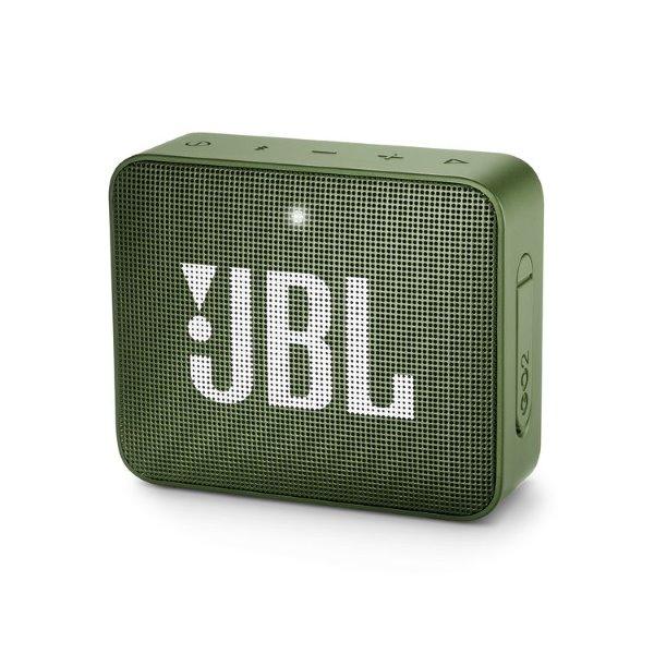 JBL GO2, Green