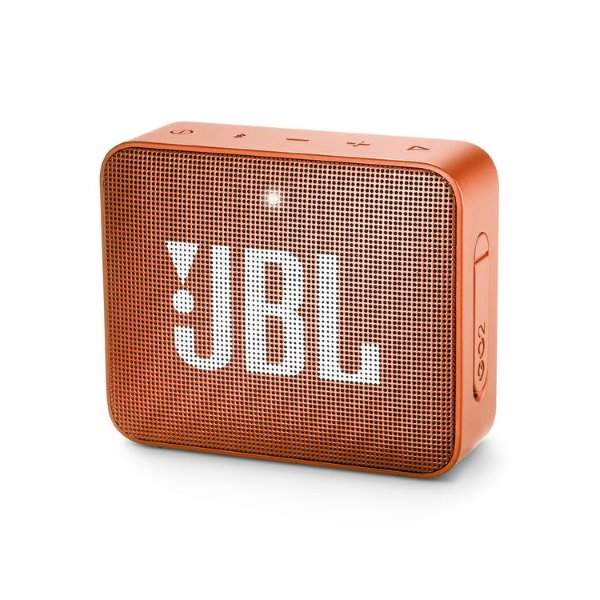 JBL Go 2, orange