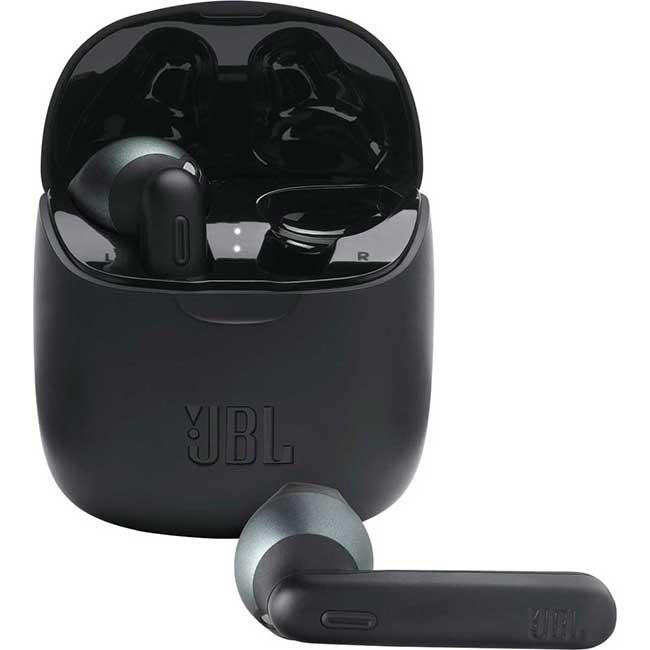 JBL Tune 225TWS, black