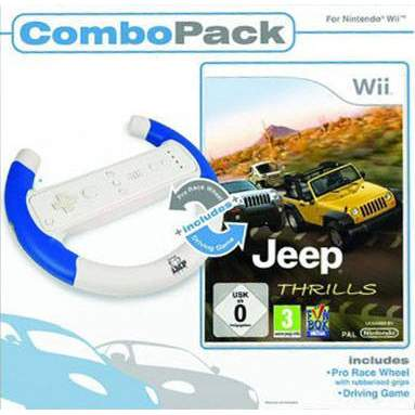 Jeep Thrills + volant