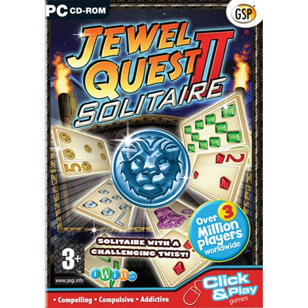 Jewel Quest 2: Solitaire PC