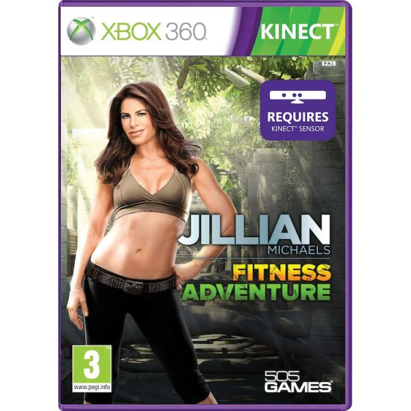 Jillian Michaels: Fitness Adventure